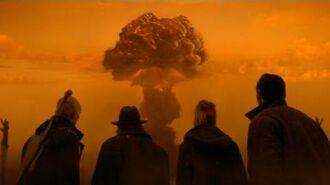 The Strain - Nuclear Bomb