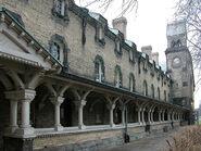 Tel uc cloisters