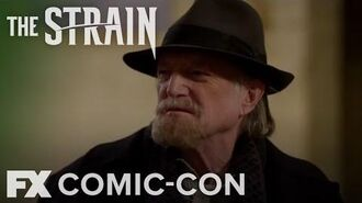 The Strain Comic-Con 2017 Therapy Session FX