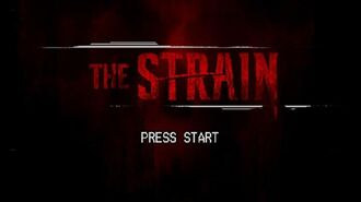 FX The Strain Video Game