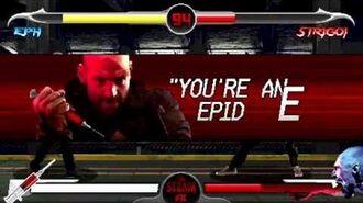 Eph The Strain Video Game FX