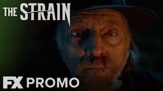 The Strain Season 4 The Fireside Chat Promo FX