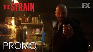 Donuts The Strain Season 3 Promo FX