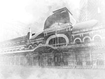 Location New Atlantis Subway Station