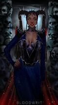 Lady Death by Bloodwrit