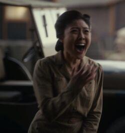 Amy's Scream of Horror