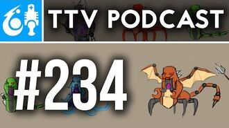 BIONICLE G3 Rahkshi TTV Podcast 234