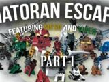 Matoran Escape with Meso and Viper