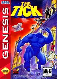 Thetickvideogamegenesis