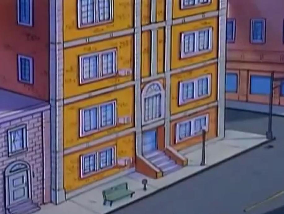 Arthur S Apartment Building