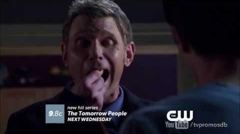 """The Tomorrow People 1x07 Season 1 Episode 7 Promo """"Limbo"""" (HD)"""