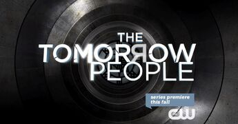 The Tomorrow People logo