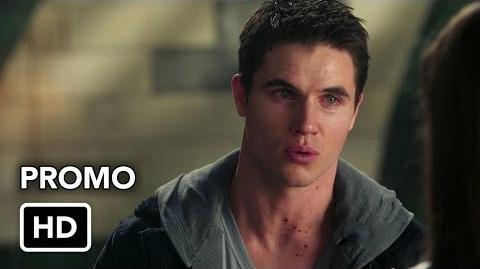 "The Tomorrow People 1x09 Promo ""Death's Door"" (HD) Mid-Season Finale"