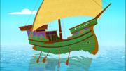 Alexander's Ship