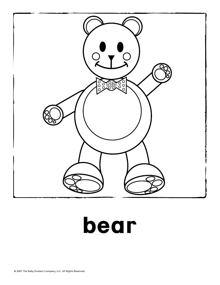 7700 Baby Dolittle Coloring Book Best HD