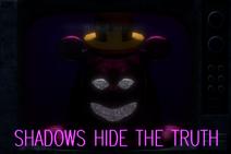 Shadows Hide The Truth.
