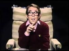 Ronnie Corbett Chair