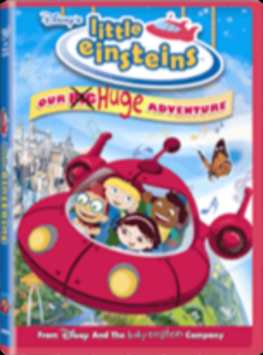 Little Einsteins DVDgraphy   The Ultimate Baby Einstein ...
