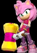 Sonic Boom Amy 2