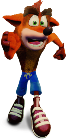 Crash-bandicootps4