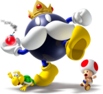 Big Bob-omb - Mario Party 9