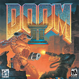 File:Doom II - Hell on Earth Coverart.png