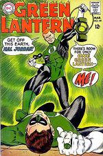 Green Lantern 59 Mar 1968