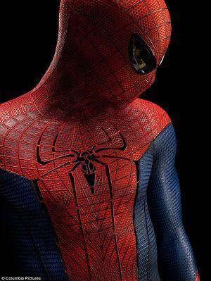 The amazing spider-man 2012