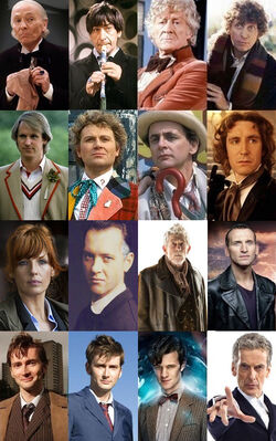 Versions of the Doctor2
