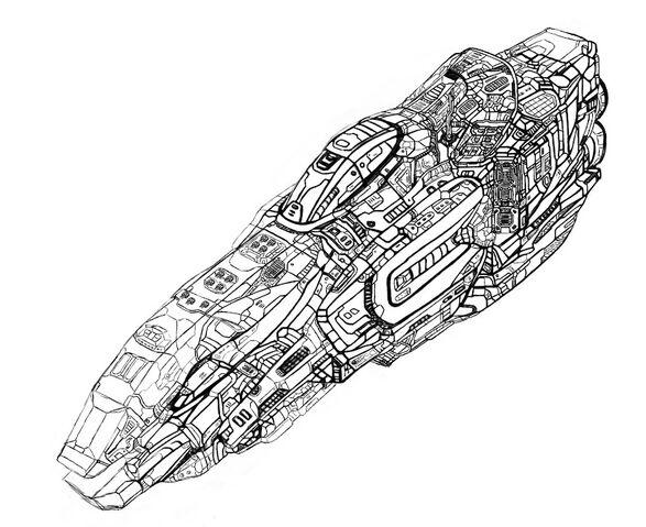 File:Futuristic capital ship.jpg