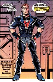 Guy Gardner Warrior 01
