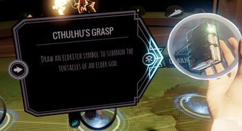 Cthulus Grasp