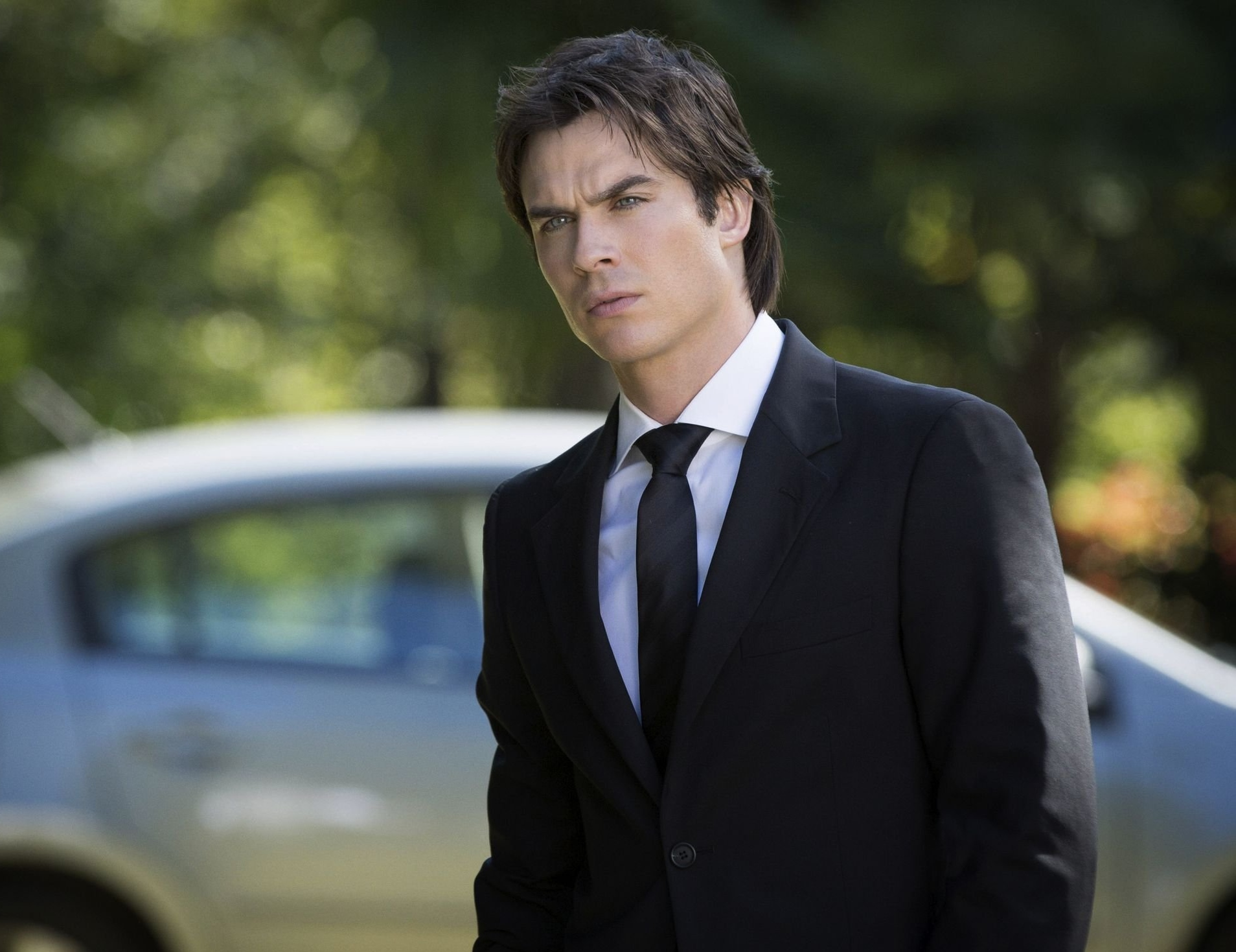 Damon Salvatore | The Vampire Diaries Fanfiction(OHK) Wikia