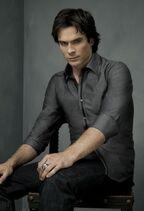 Damon Salvatore promo