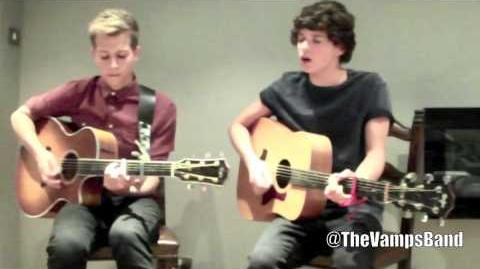 As long as you love me (Cover)
