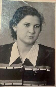 Роза апа 30 09 1953