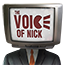 The Voice of Nick Wiki