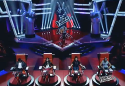 TVOP blind auditions
