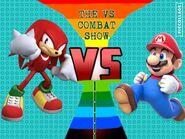 Mario VS Nipples