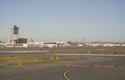 Logan airport boston MA