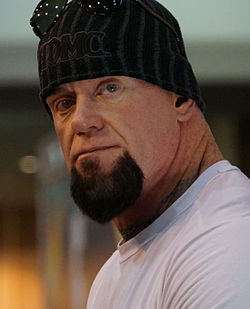 The Undertaker April 2014