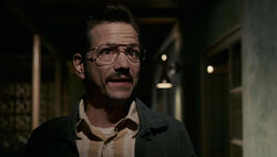 Frank Whaley Vacancy
