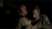 T-Dog sacrifice 3x04 savecarol