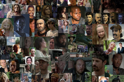The Walking Dead Interviews Wiki