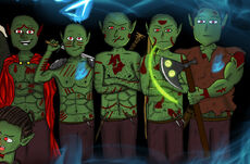 Redfang Five by HolyChicken