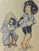 Fierre & Ryoka by Brack