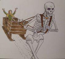 Toren Sleigh by DemonicCriminal