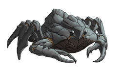 Rock Crab by DemonicCriminal