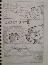Cast First by DemonicCriminal
