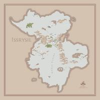 Issrysil map by Simon W Autenrieth